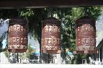 Prayer Wheels at Jomsom
